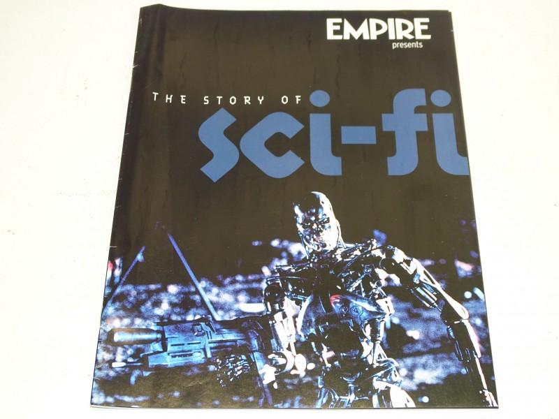 Boekje: The Story Of Sci Fi, September 2005, Empire