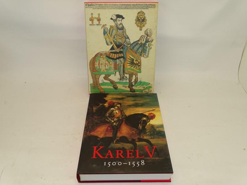 Boek Karel V, De Keizer En Zijn Tijd, Hugo Soly, 1999
