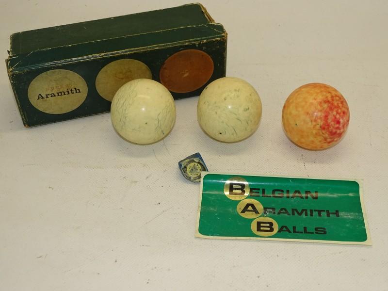 Belgische Biljart Ballen, Super Aramith