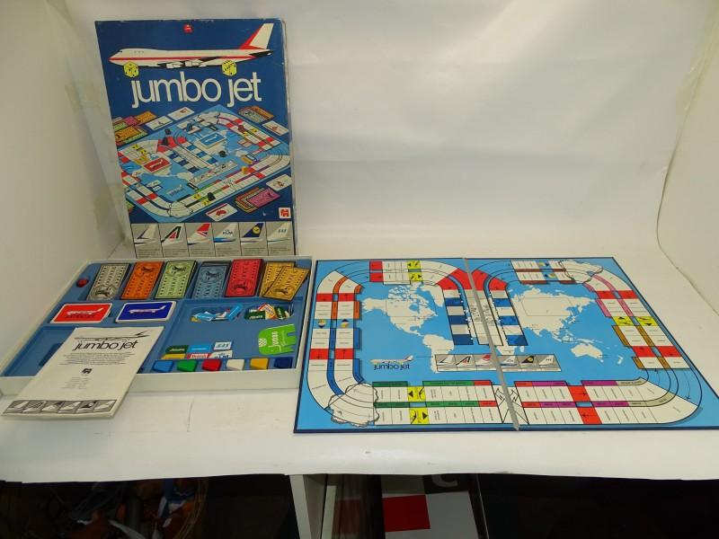 Jumbo Jet, Gezelschapsspel, 1975, Zeldzaam