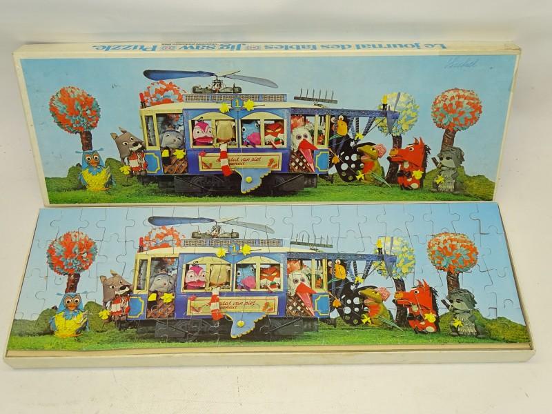 Retro Puzzel: Fabeltjeskrant, De Patat Van Piet Gehad, 1968