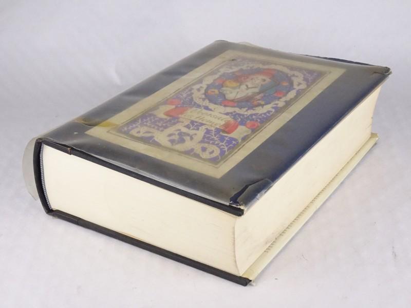 """Dik boek """"Voorsale Des Hemels""""."""
