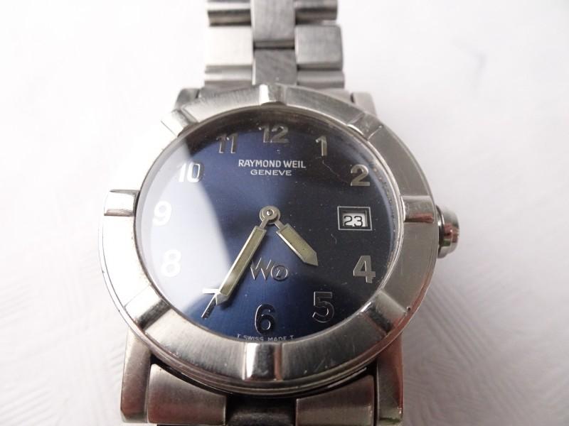 Raymond Weil gemerkt horloge