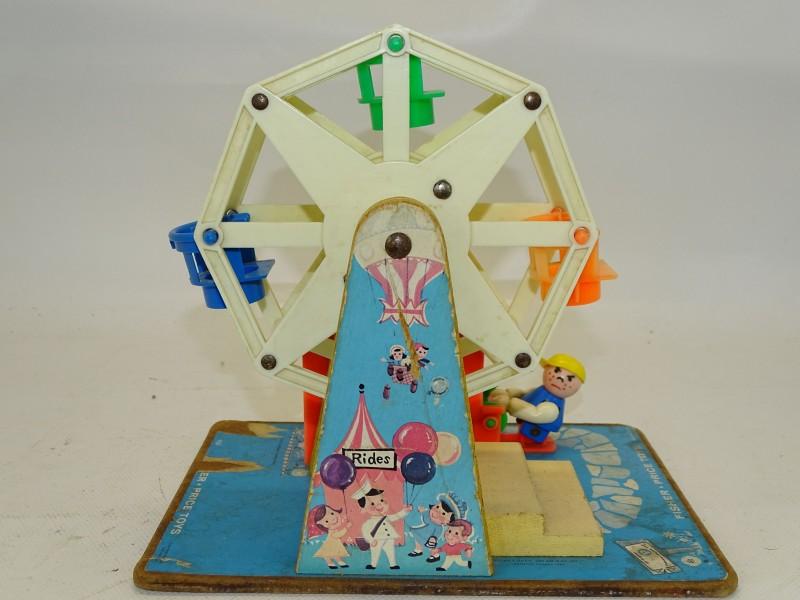 Muzikale Draaimolen / Ferris Wheel: Fisher Price , 1966