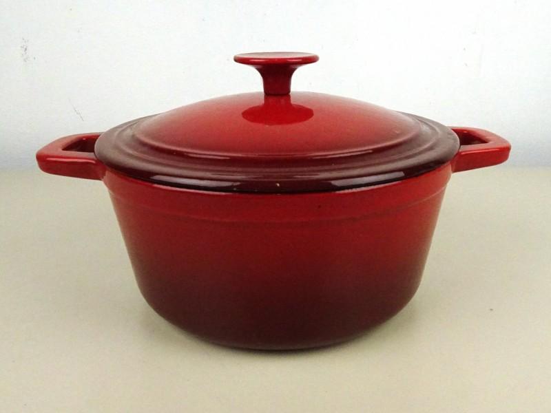 Gietijzeren kookpot