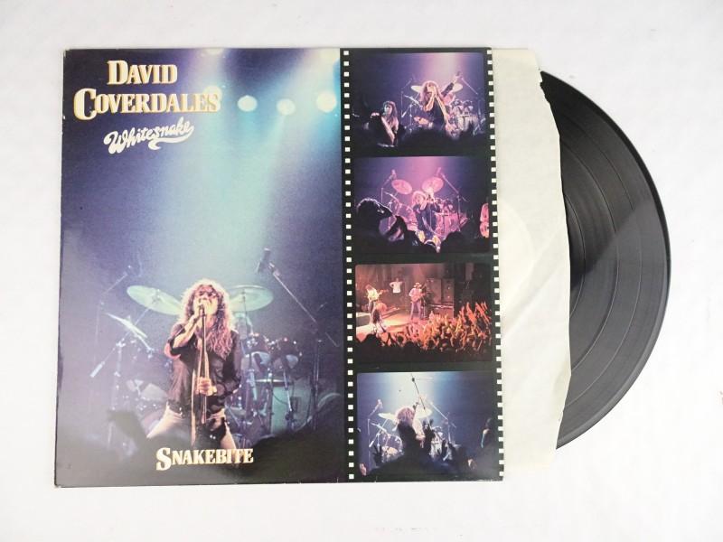 Vinyl album: Snakebite David Coverdales Whitesnake
