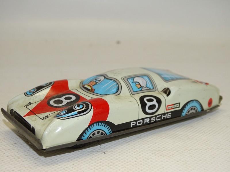 Blikken Auto: Porsche van MTH, Japan
