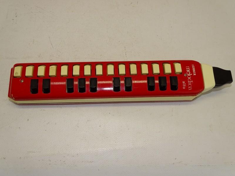 Muziekinstrument: Hohner, Melodica Alto