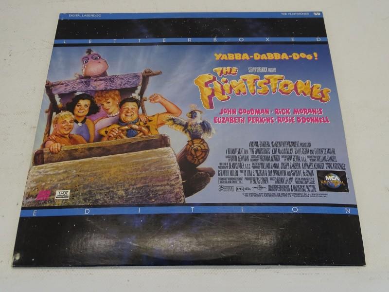 Laserdisc: The Flintstones, Universal, 1994