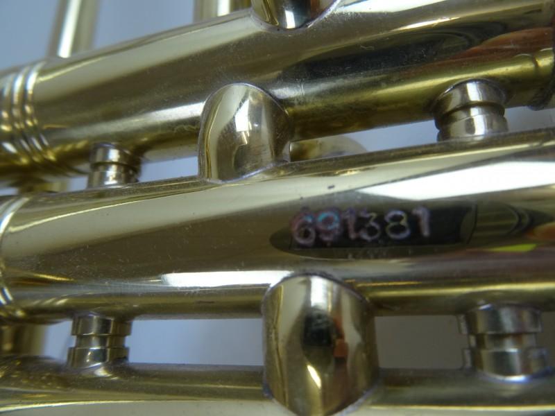 Selmer Lincoln Brass Trumpet+ transportbox