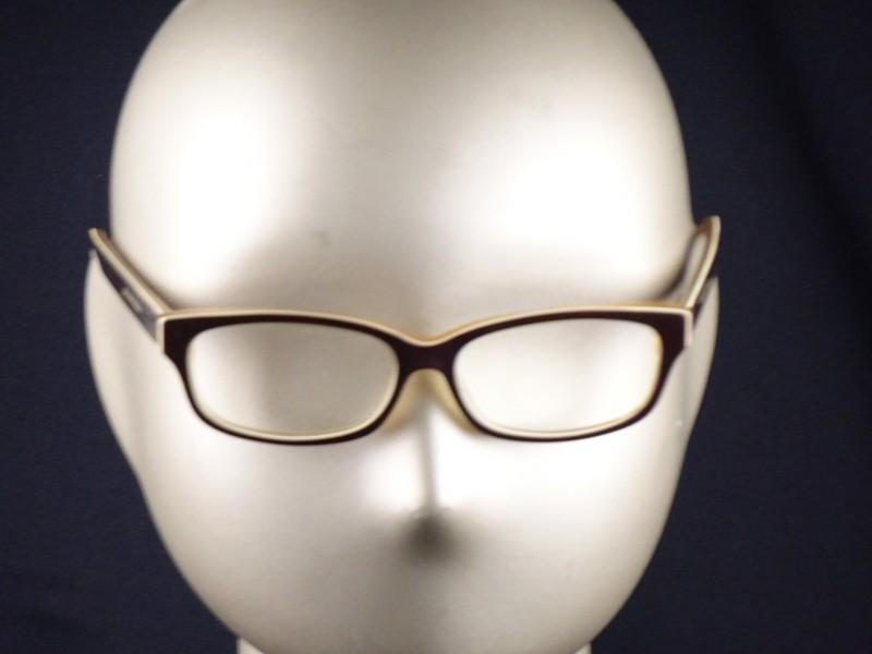 Hugo Boss bril met lederen bewaaretui.
