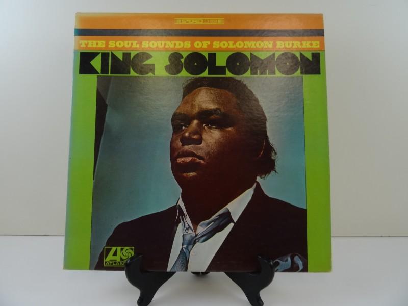 Solomon Burke – King Solomon