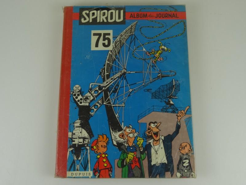 album du journal Spirou no 75 1960
