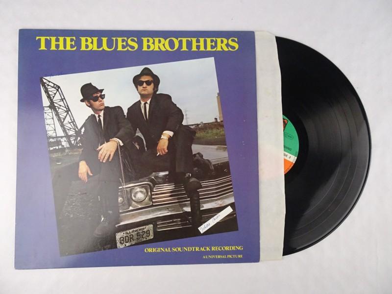 Vinyl album: The Blues Brothers, Original soundtrack recording.
