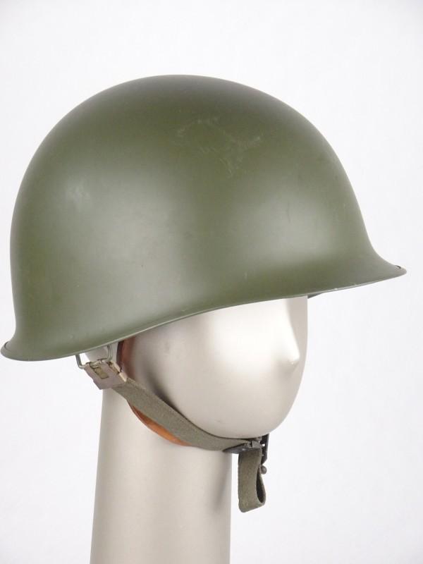 Helm Belgisch leger.