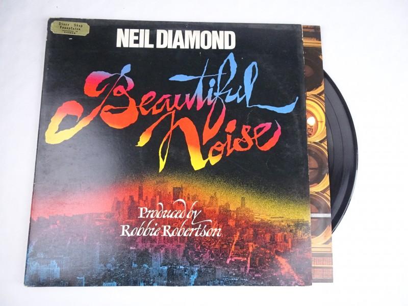 Vinyl album: Niel Diamond, Produced by Robbie Robertson