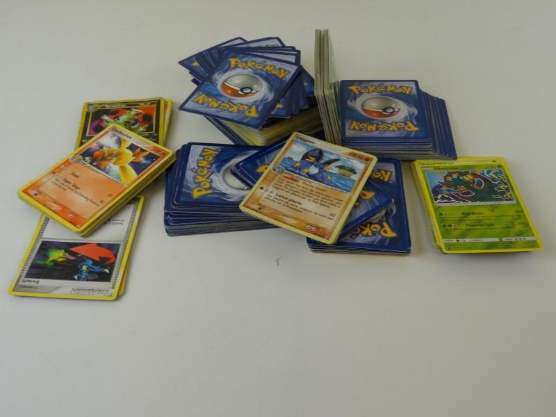 Lot Pokemonkaarten
