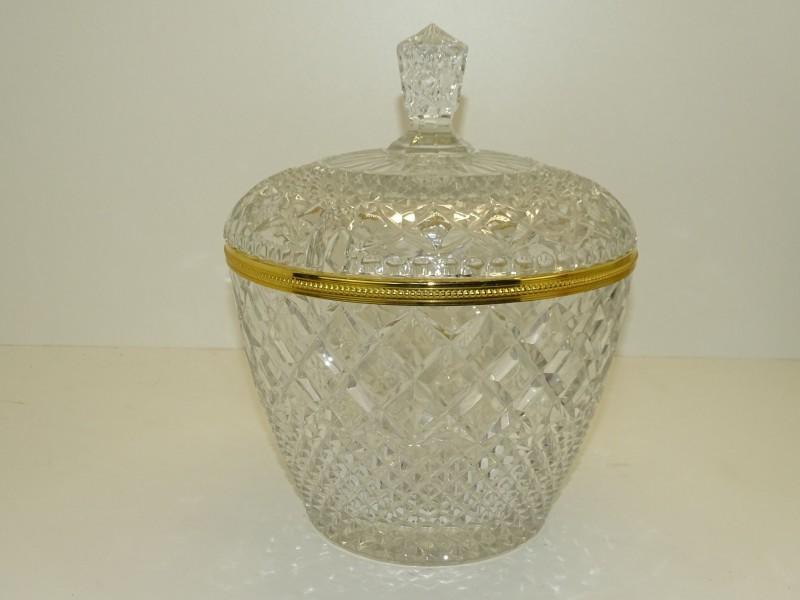Kristallen Punch Bowl