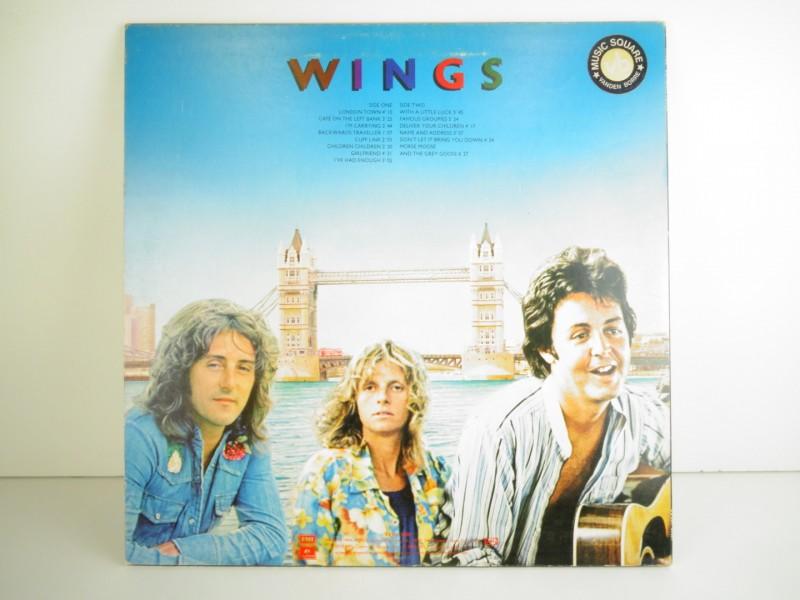 """Wings – London Town (LP"""")"""