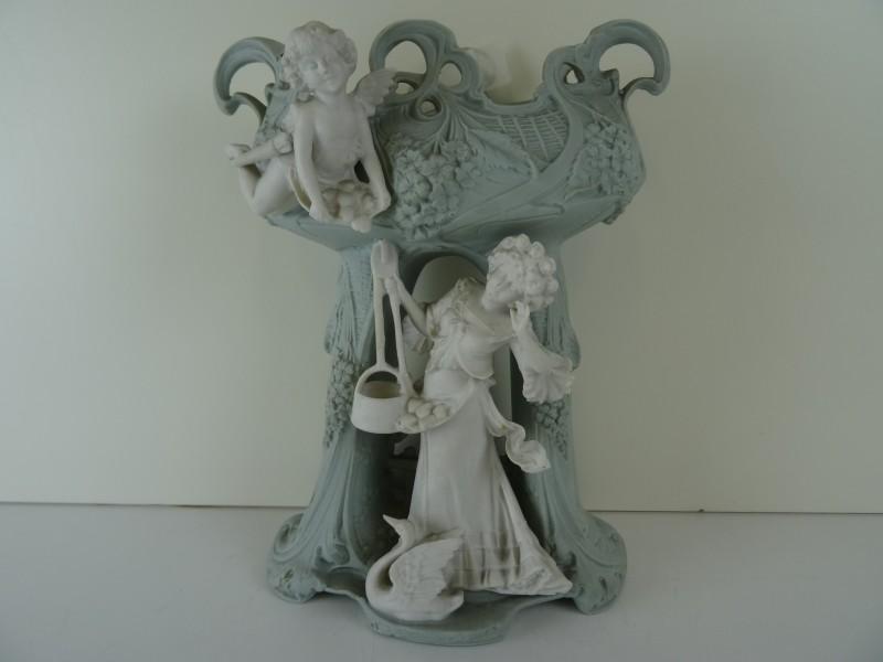 Art-nouveau porselein