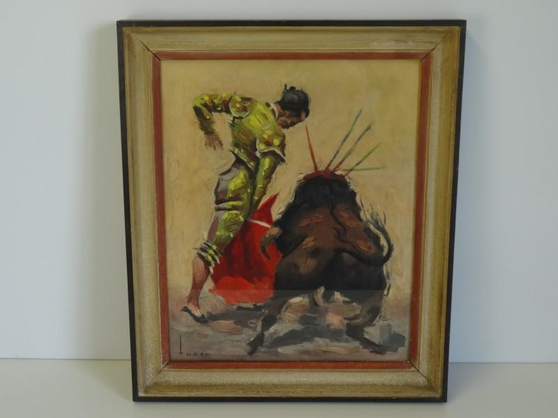Constantin Luser TORERO/Bullfighter