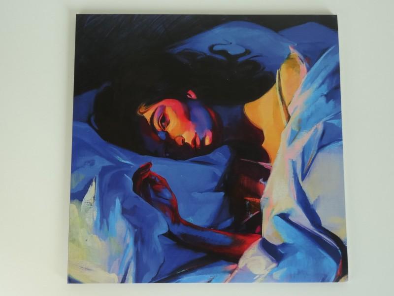 LP - Lorde -Melodrama (blue vinyl)