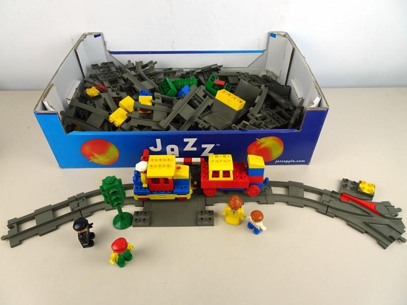 LEGO-DUPLO spoorweg