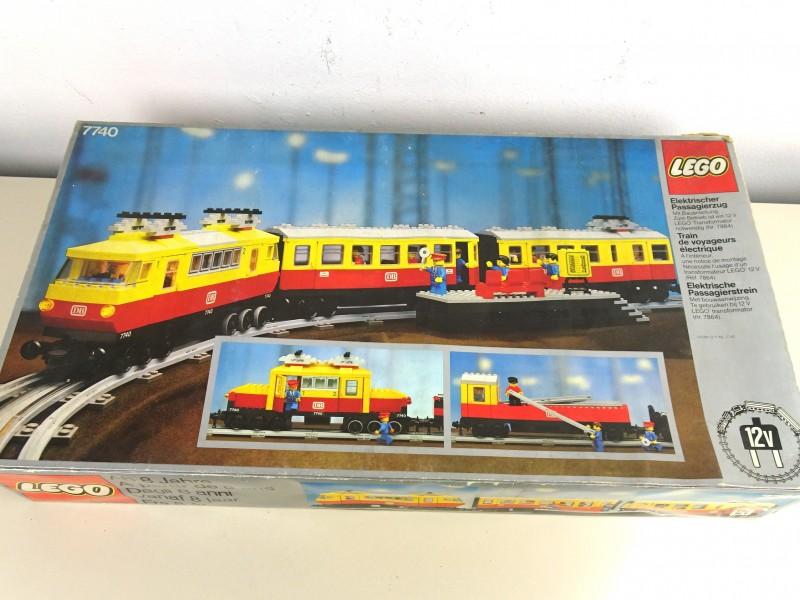 Elektrische trein (LEGO)