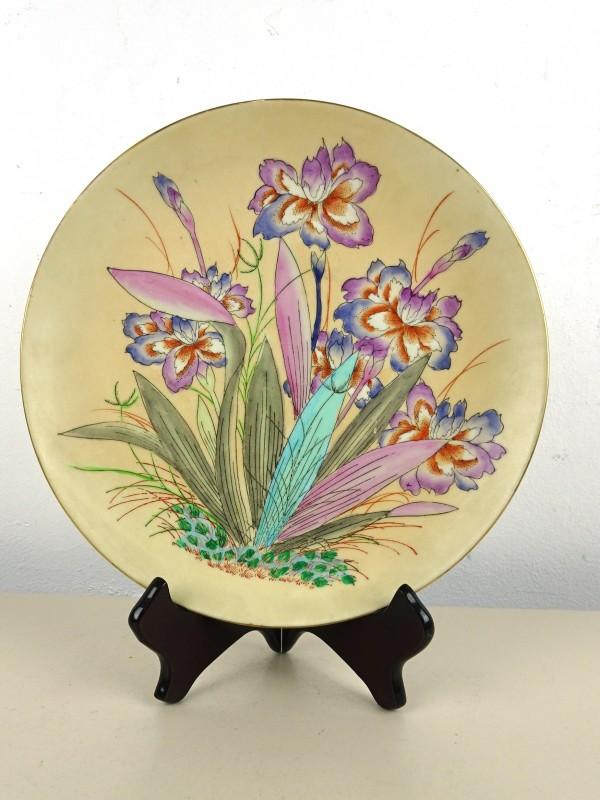 Aziatische porseleinen bord