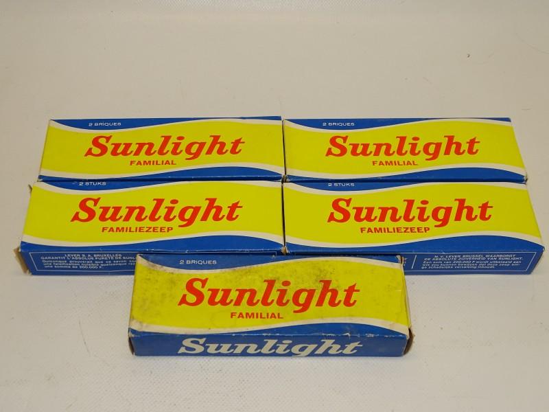 5 x Sunlight Familiezeep