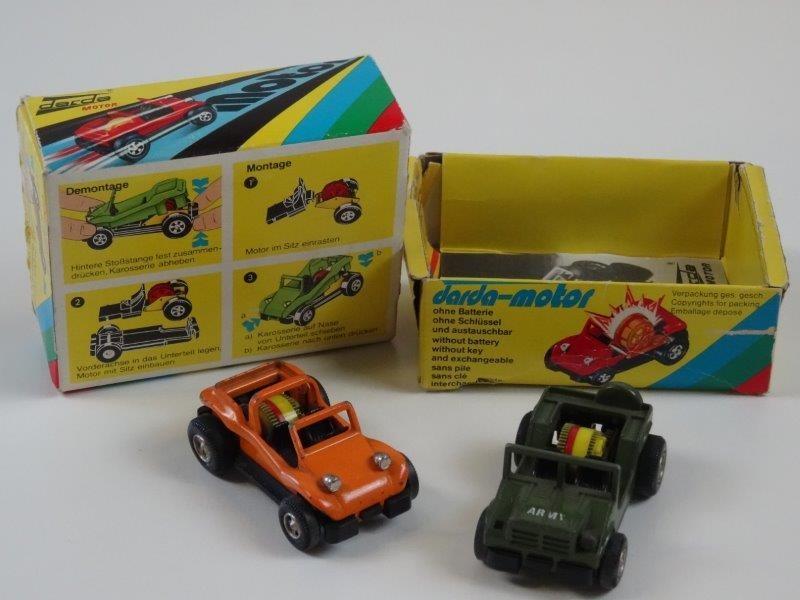 2 Darda Motor autotjes