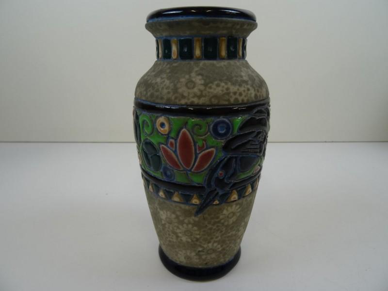 Amphora vaasje Czecho-Slavakia