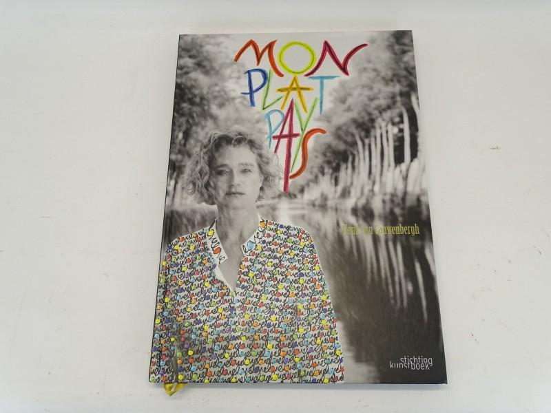 Kunstboek, Mon Plat Pays, Henk Van Cauwenbergh, 2019