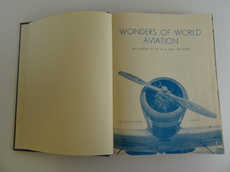 WONDERS OF WORLD AVIATION VOL I & II Hardcover