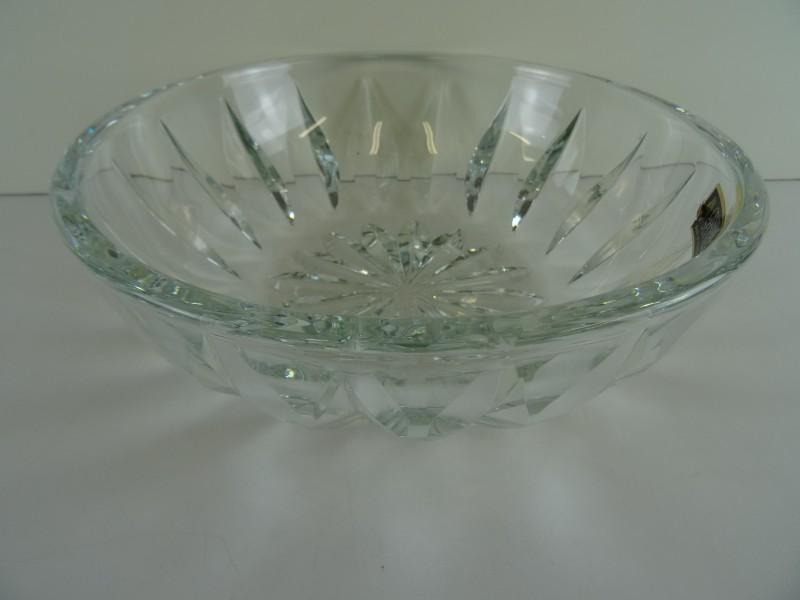 vintage saladekom Cristal de sevres Frankrijk