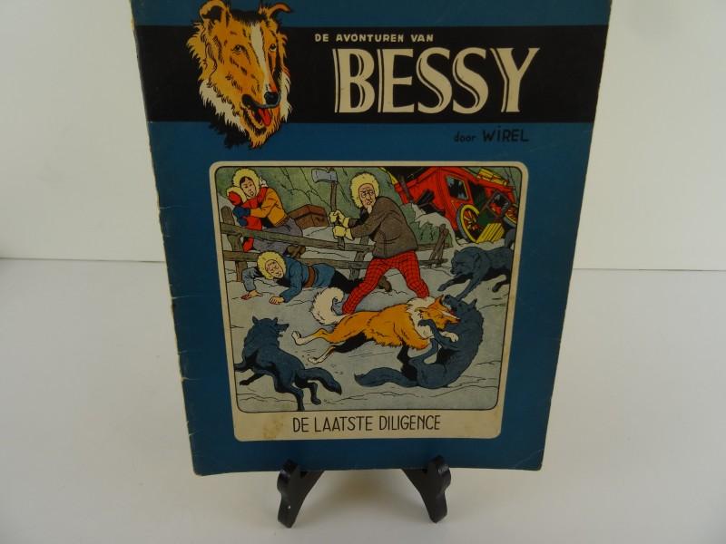 Karel verschuere: Bessy: De laatste diligence tweede druk 1955