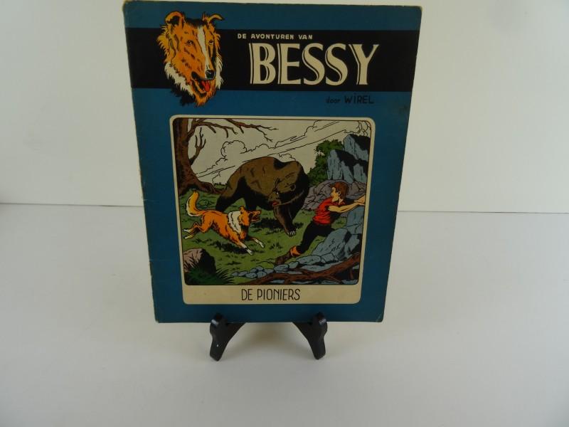 Karel verschuere: Bessy: De pioniers eerste druk 1954