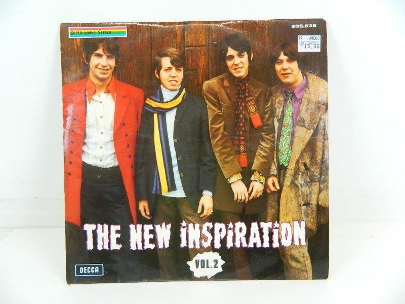 LP The New Inspiration – Vol. 2