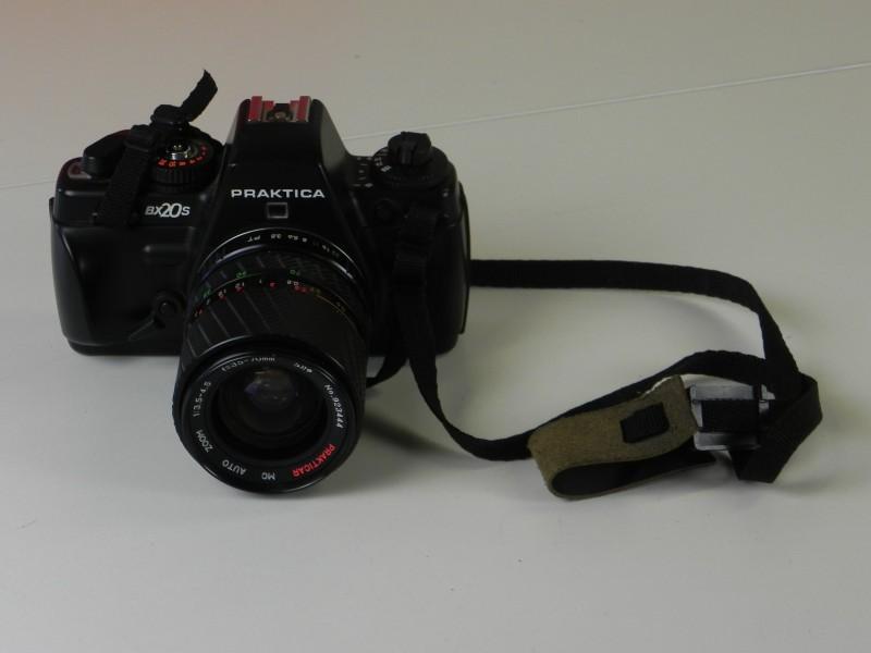 Fotocamera Praktica BX20S