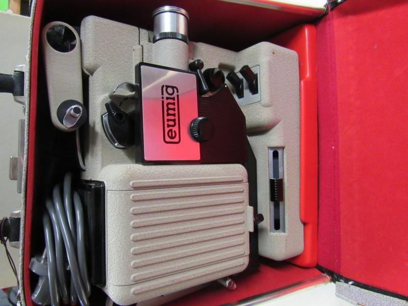 Eumig filmprojector P8