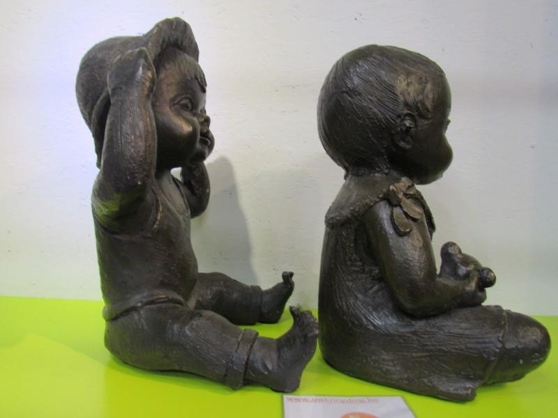 Meisje & jongen Perko, handgemaakt in Duitsland