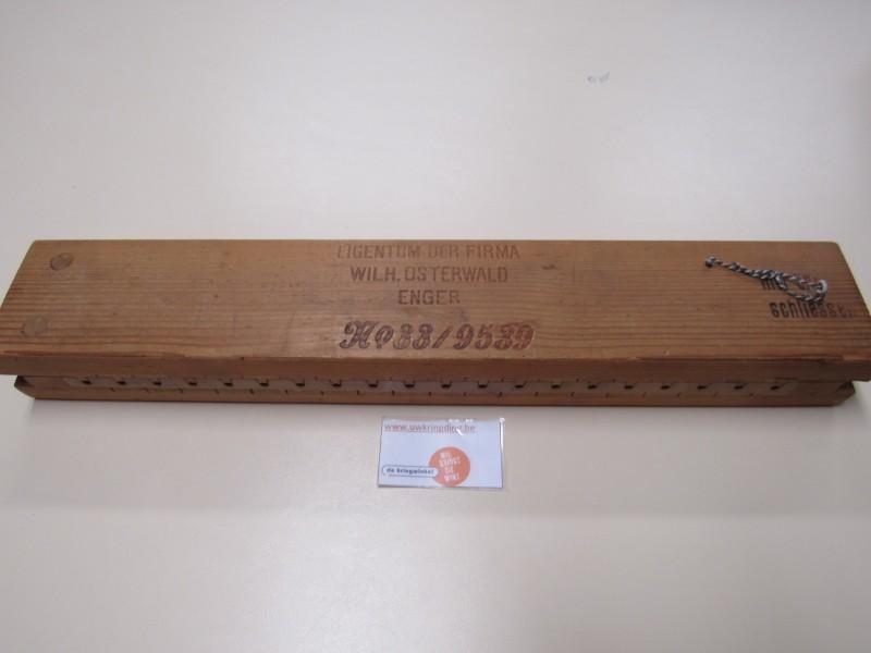 Houten sigarenmaker nr. 33/9539