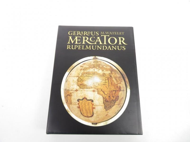 Boek - Gerardus Mercator Rupelmundanus