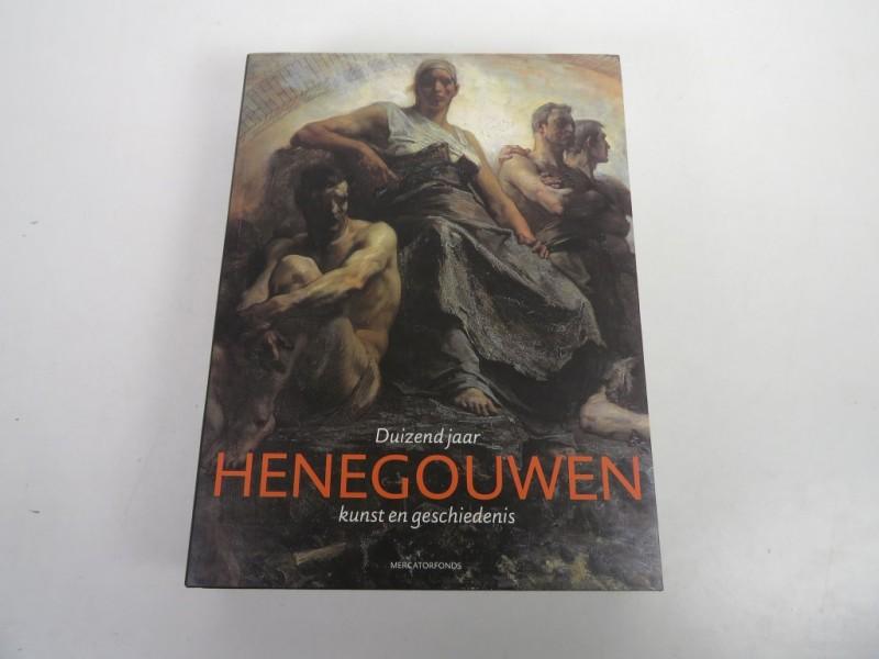 Boek - 1000 jaar Henegouwen kunst en geschiedenis