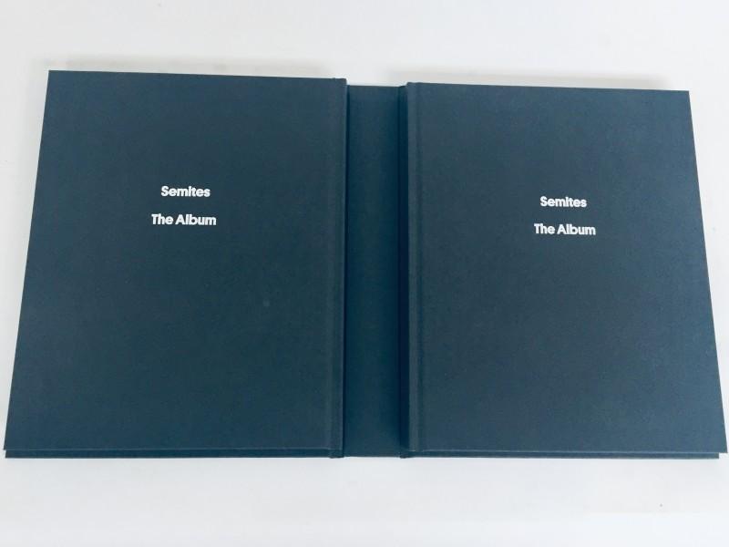 Semites: The Album (boek)