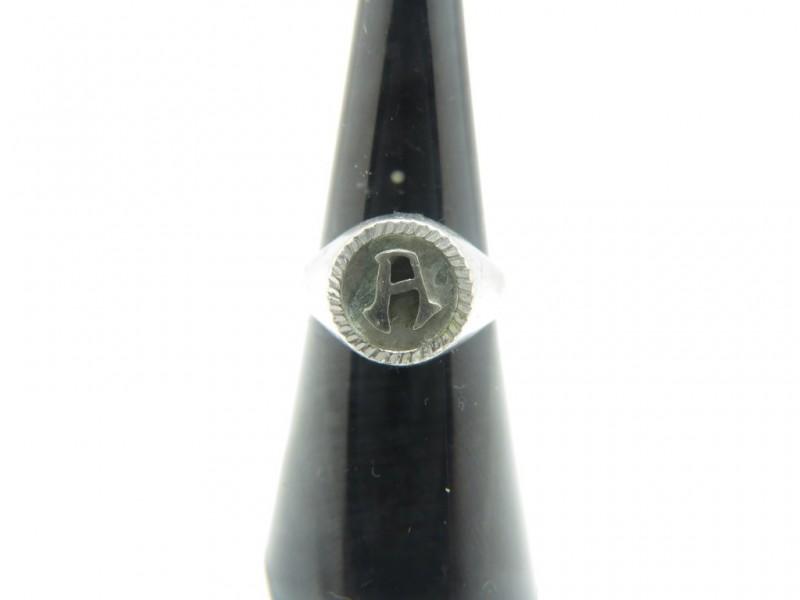 Zilveren ring A830