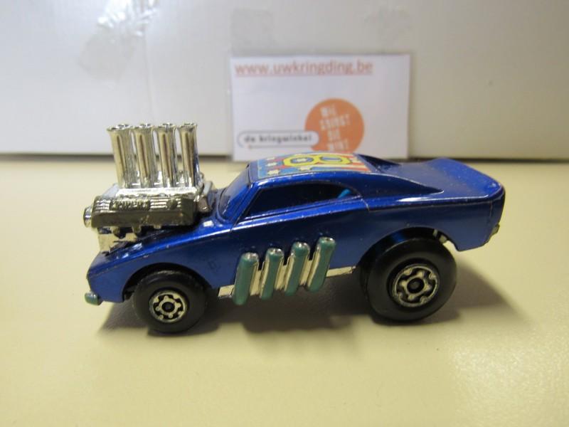 Lot van dertien auto's - Matchbox - jaren 1972