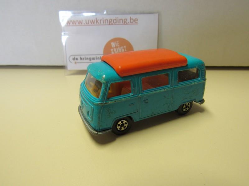 Lot van zes auto's - Matchbox - 1970