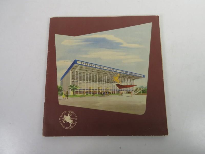 Album Jacques superchocolade