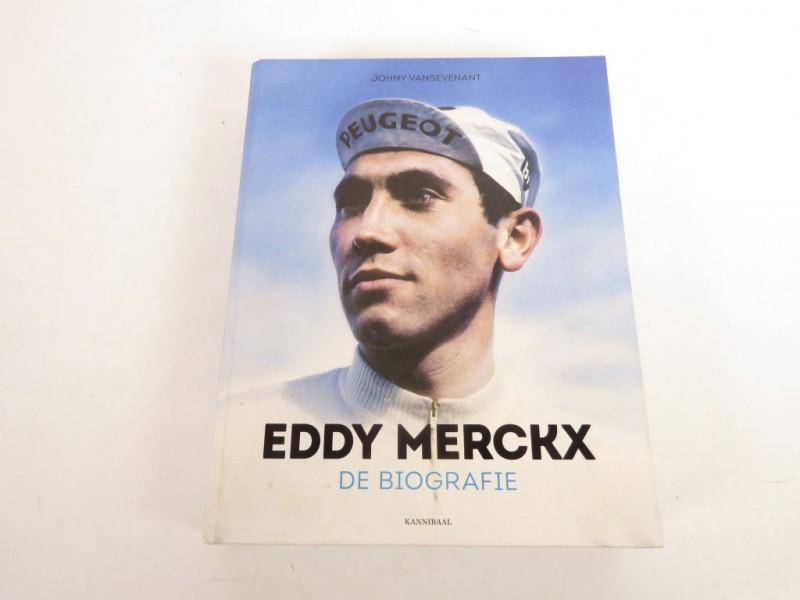 Boek - Eddy Merckx - De biografie